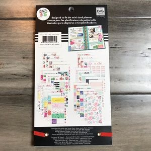 Me & My Big Ideas Other - The Happy Planner Sticker Book Choose Happy - Mini